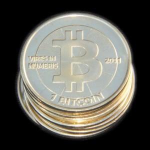 Bitcoin-coins
